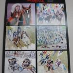 2010野馬追いカレンダー(表紙)