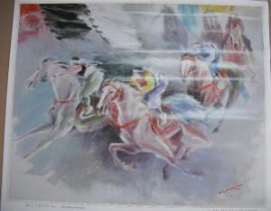 2009年版 野馬追カレンダー