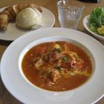 スープランチ トマトシチュー