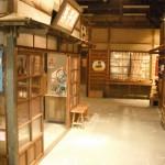 昭和の横丁が再現