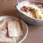 冷やし坦々炙りチャーシュー麺