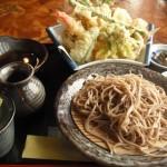 天ぷらも素材と旨みが違います