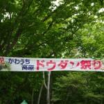 2010年かわうち高原ドウダン祭り