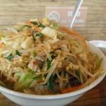 野菜ラージャン丼