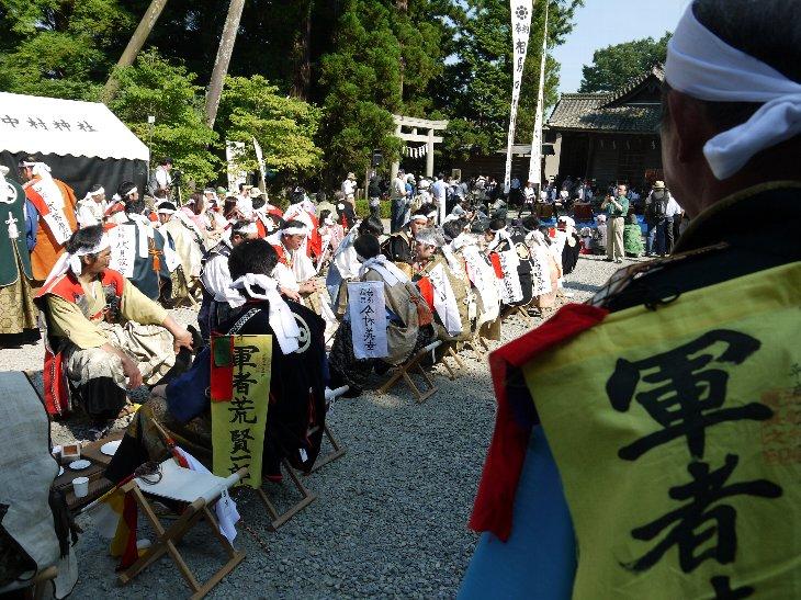 2010年総大将御出陣の宴