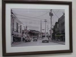 原ノ町駅と無線塔