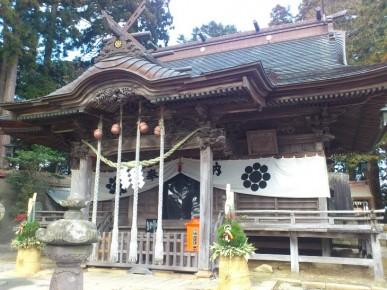 相馬三妙見社・相馬太田神社
