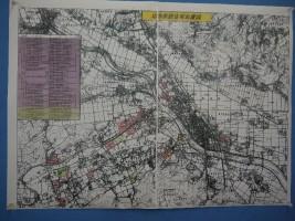 南相馬市応急仮設住宅位置図