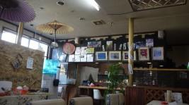 懐かしい喫茶店を想わせる店内。落着きます。