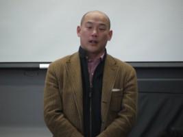 相馬行胤公の講演