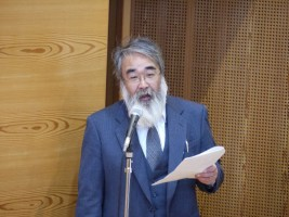 演技指導、キャストとしても「アダマイ博士」の武藤 与志則さん