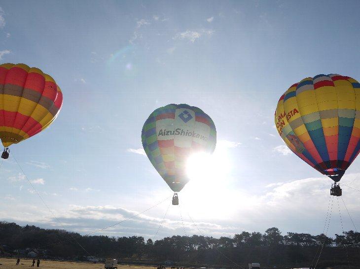 2012.3.24-25「第1回のまおい夢気球プロジェクト」