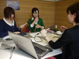NEXCO東日本「はいうぇい人街ネット」収録が行われました