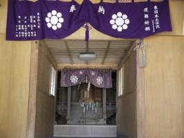 相馬市原釜・津神社