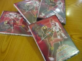 【相双神旗ディネード】完成DVD(非売品)