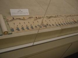 17メートルにもおよぶ江戸時代の野馬追の様子『野馬追図絵巻』