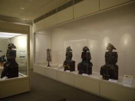 江戸時代から伝わる鎧甲冑