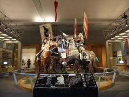南相馬市博物館「相馬野馬追展示」