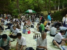 [川内村]第47回天山祭り