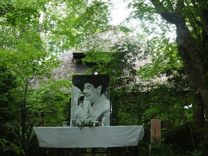 7/16、川内村 第47回天山祭り