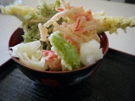 [亀屋旅館]復興チャレンジ丼 穴子ドォーン