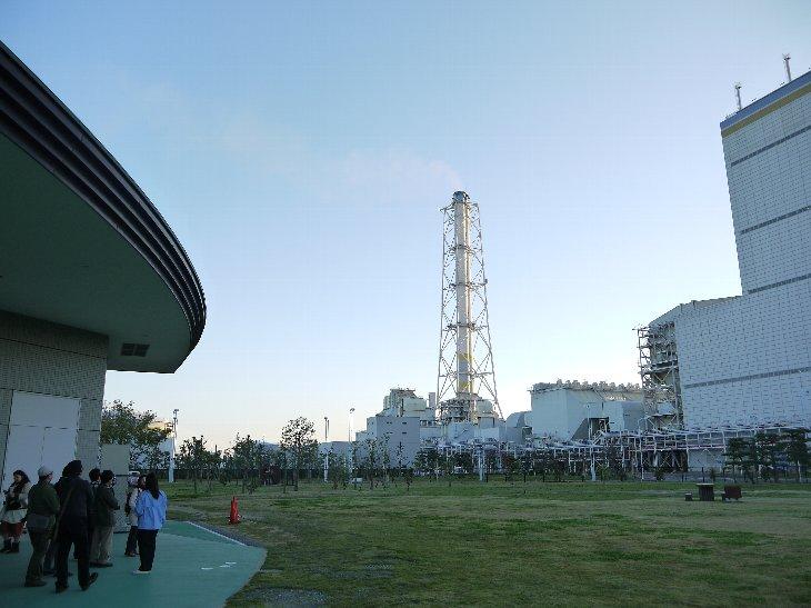 新地町、相馬共同火力新地発電所