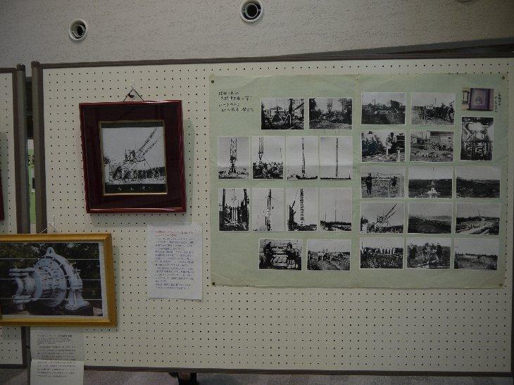 原町無線塔、建設当時の資料写真