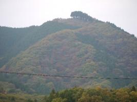【新地町】鹿狼山の紅葉