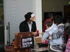 バルーンアート-2012復興なみえ町十日市祭