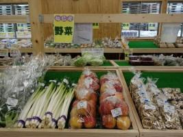 福島県産の新鮮野菜