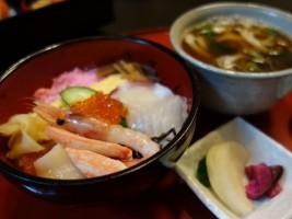旬の魚菜 旭亭ランチ