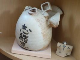 かわいらしい陶器も!