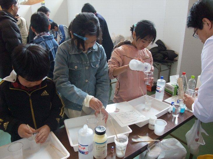 『福島県環境センター』による実験