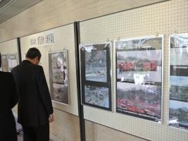 警視庁・消防庁による被災地での活動パネル展