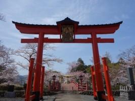 [相馬市]涼ヶ岡八幡神社
