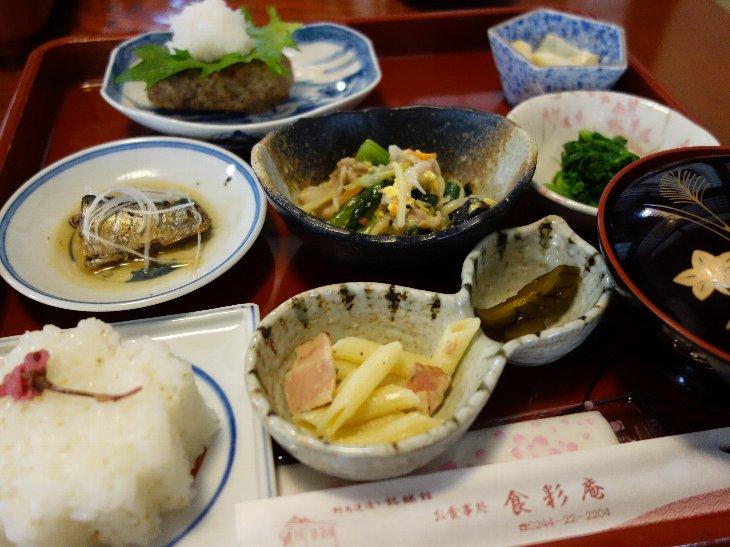 日替わり和食ランチ¥950