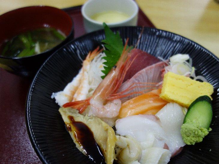 日替わり海鮮丼セット