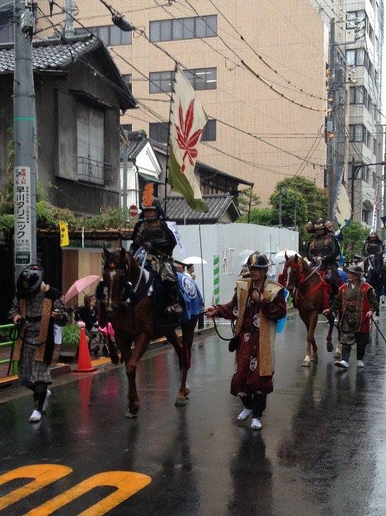 相馬野馬追、神田祭神幸祭