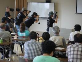 フロンティア南相馬「みんなの写真教室」