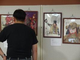 相馬野馬追応援企画展「第二回 武者絵展」
