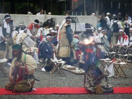 平成25年度相馬野馬追宵祭-総大将出陣の宴-