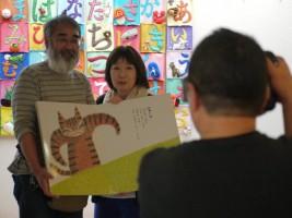 俳優・西友の経験を活かし、こどもたちへの絵本の読み聞かせ活動も続ける武藤さん