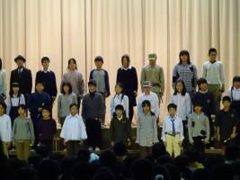 六年生の演技