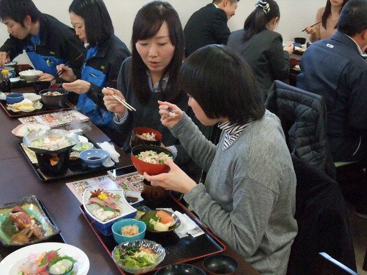 松川浦 復興チャレンジ第6弾 試食会
