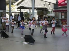 子供たちの華麗なダンス