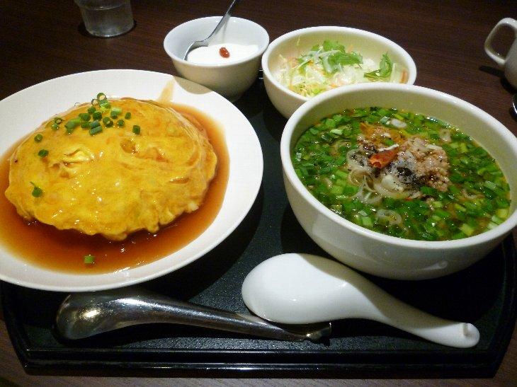 ハーフ丼&ハーフ麺\890
