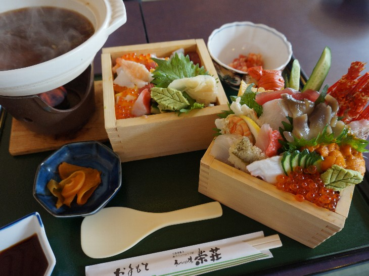 MASU2復興丼