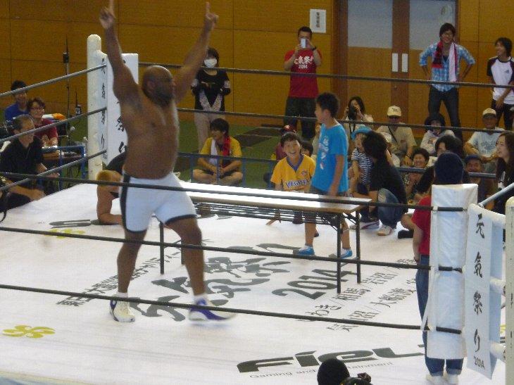 腕相撲対決2