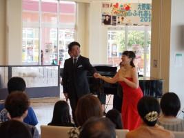 歌とともに、クラシック音楽を楽しみます
