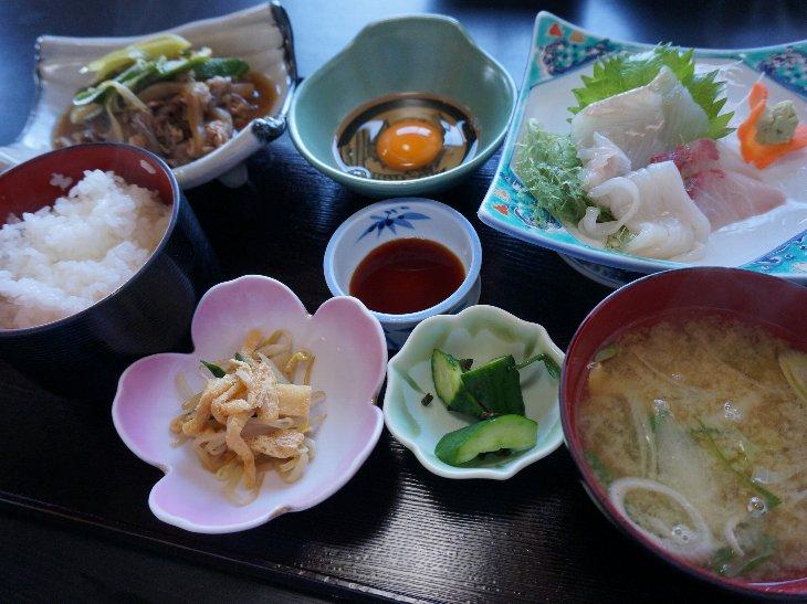 【広野町】和風料理みさか